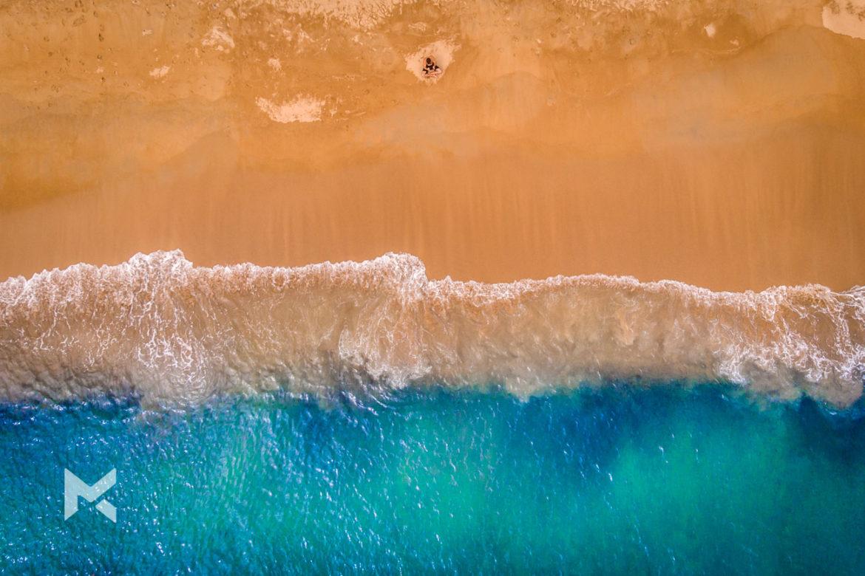 Praia do Jabaquara em Ilhabela