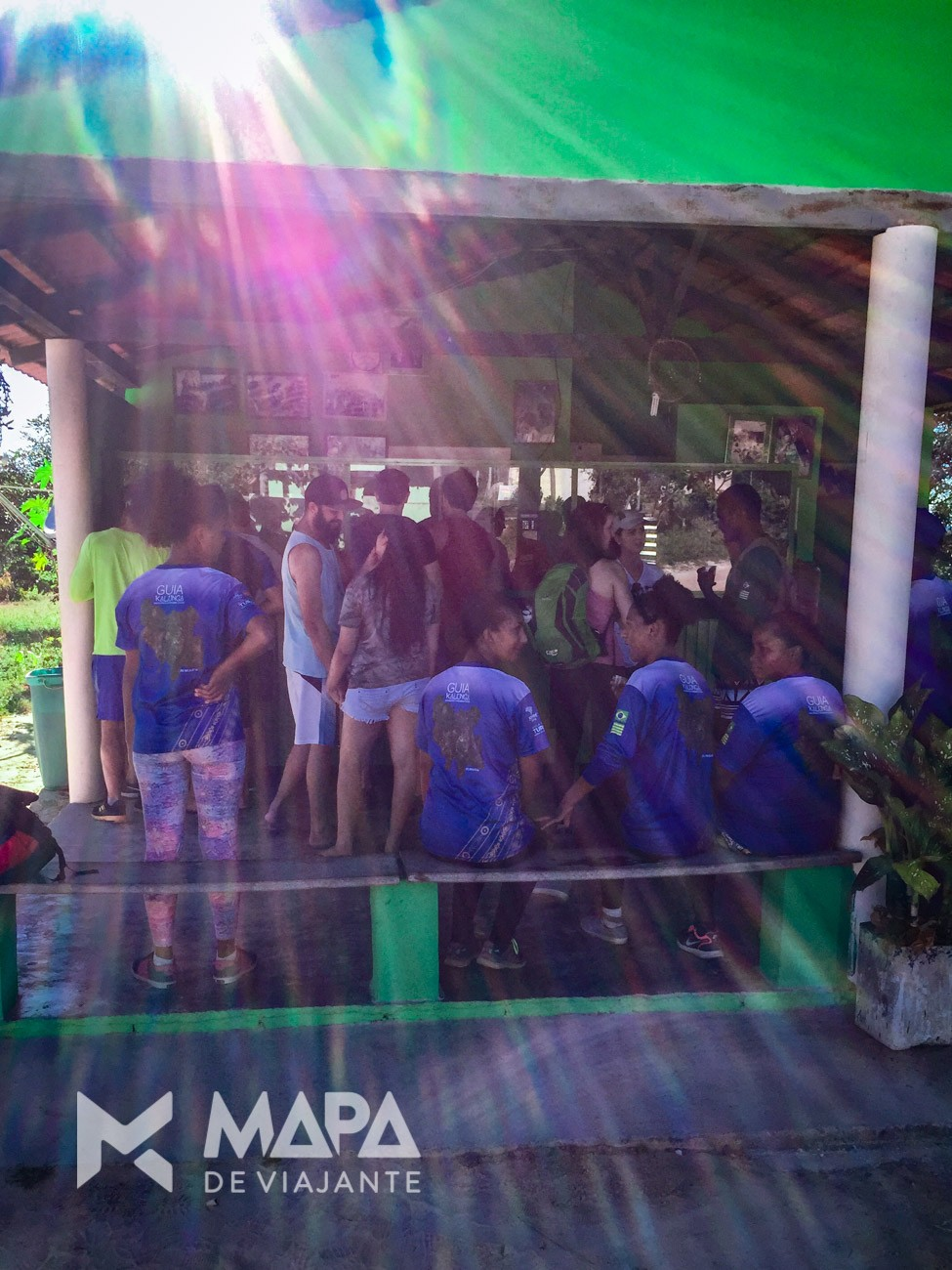 Centro de Atendimento ao Turista em Cavalcante