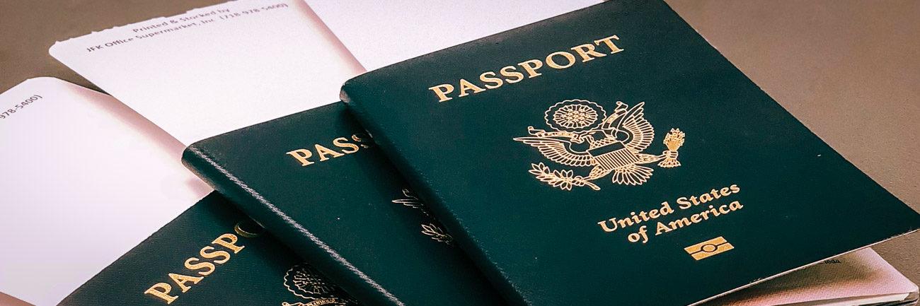 como planejar uma viagem documentos necessários