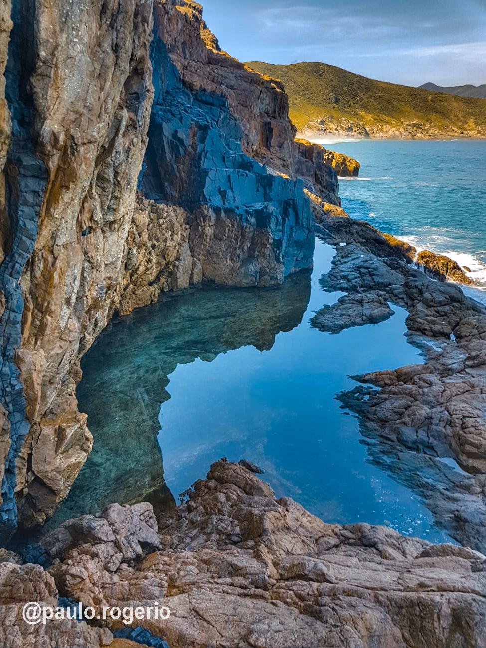 Lago do Amor em Arraial do Cabo