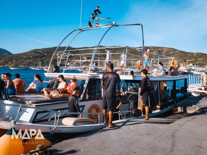 Barco Arraial Vip Turismo