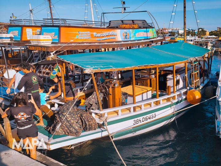 Barco Saveiro Don Juan I