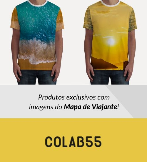 Produtos Exclusivos do Mapa!