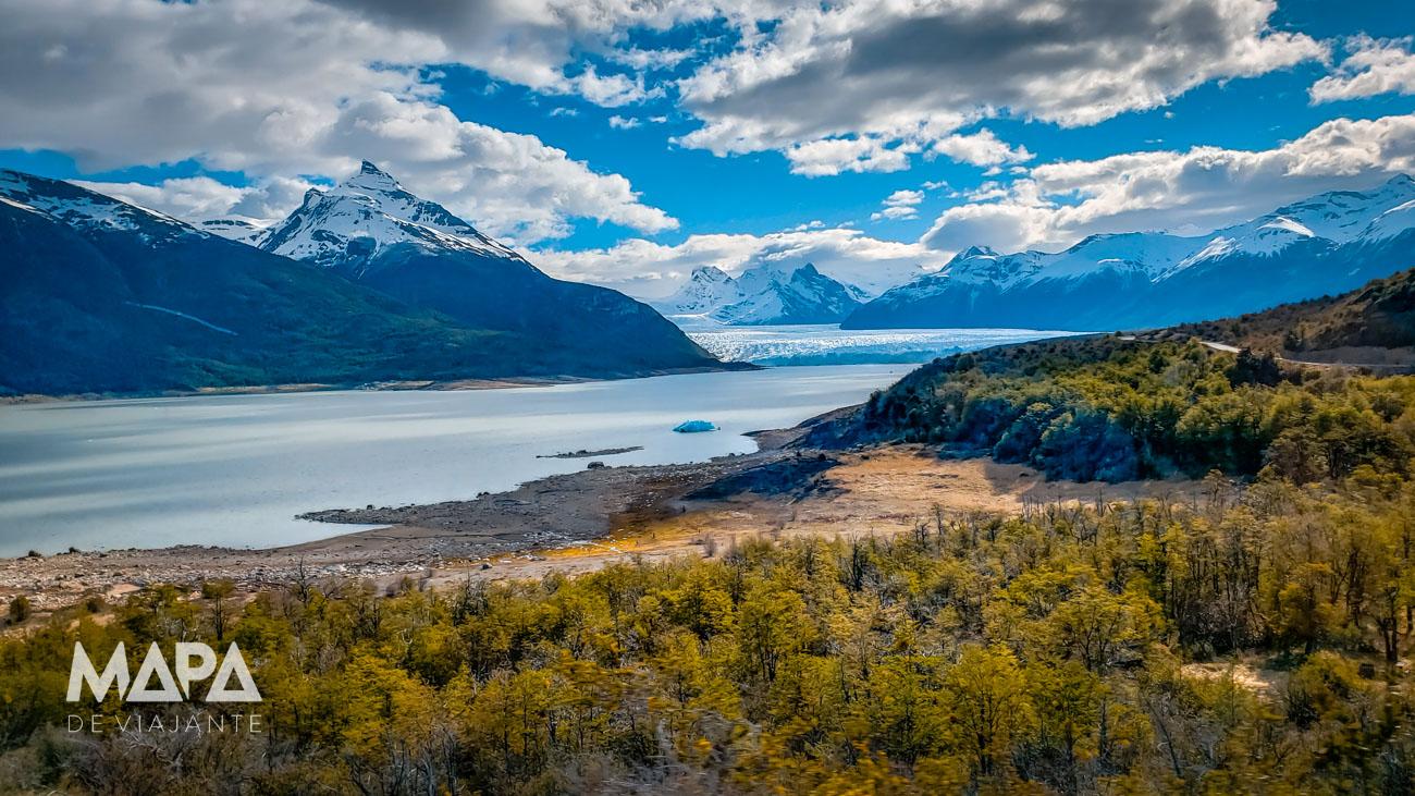 Vista do Parque Los Glaciares