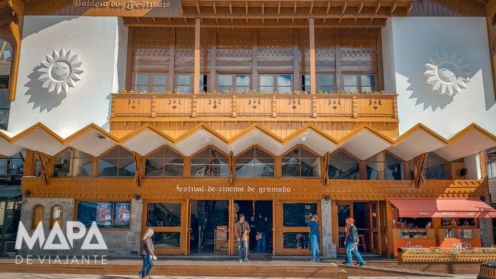 Palácio dos Festivais em Gramado