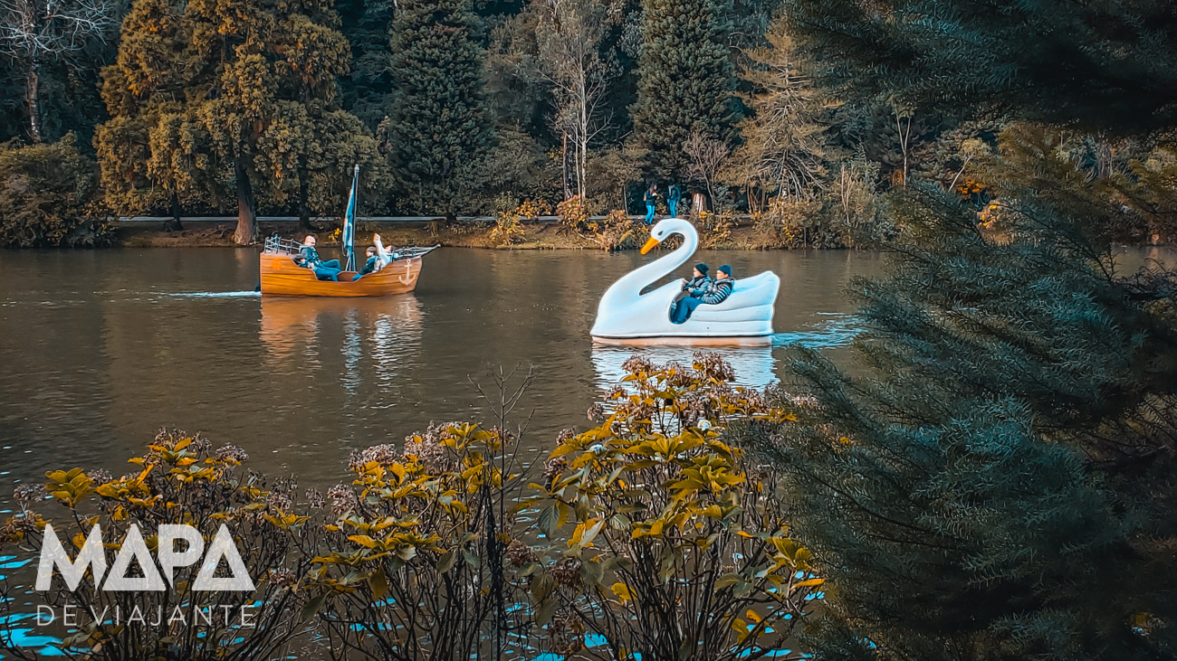 Roteiro Gramado e Canela - Lago Negro em Gramado