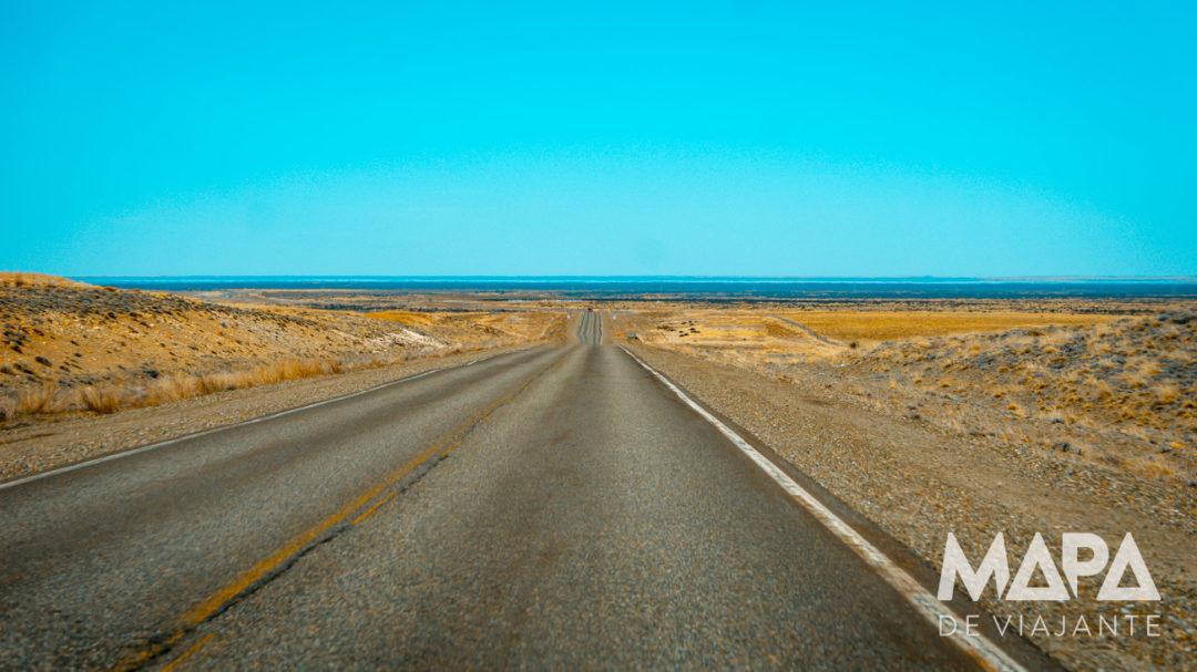 Dicas sobre Patagônia- Estrada até Torres del Paine