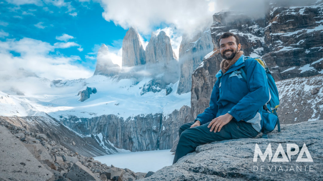 Circuito W Base Torres del Paine