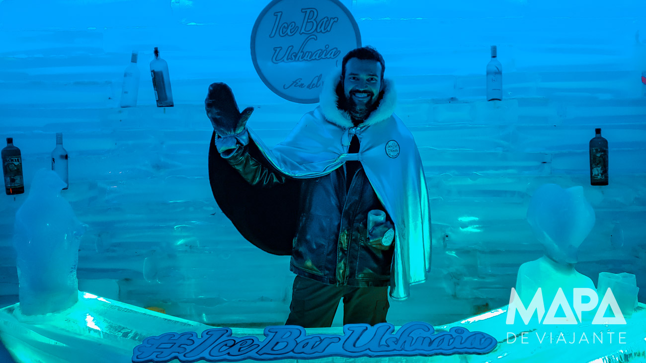 Ice Bar Ushuaia
