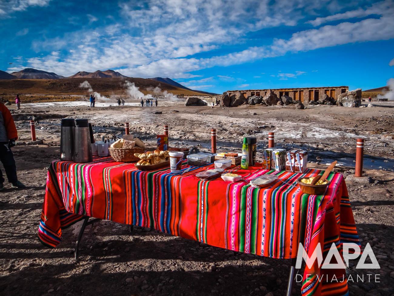 Geyser el Tatio Deserto do Atacama com FlaviaBia