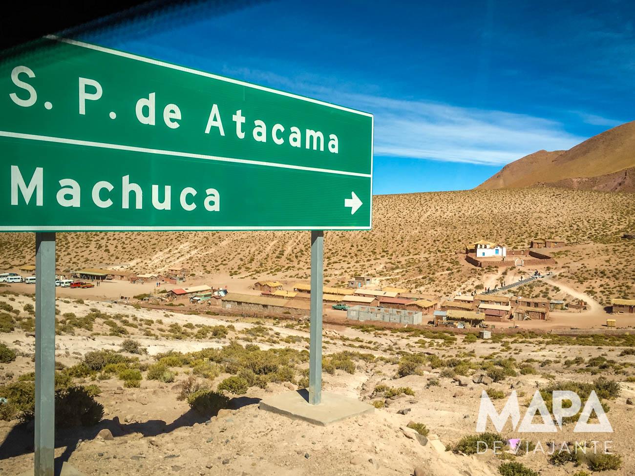 Povoado Machuca Atacama Chile