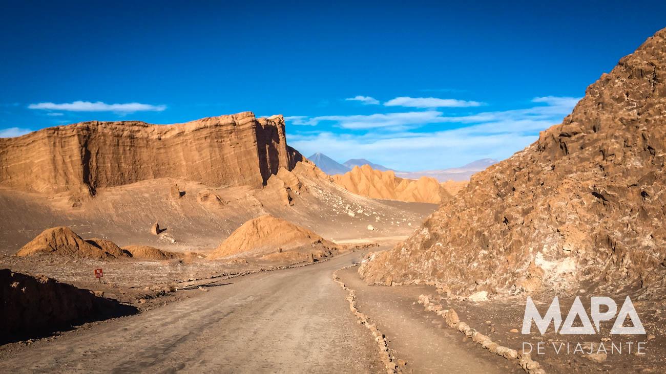Vale da Lua Deserto do Atacama Chile