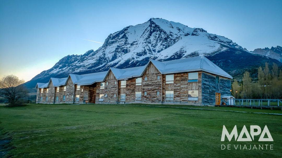 Hotel Las Torres de Patagonia em Torres del Paine