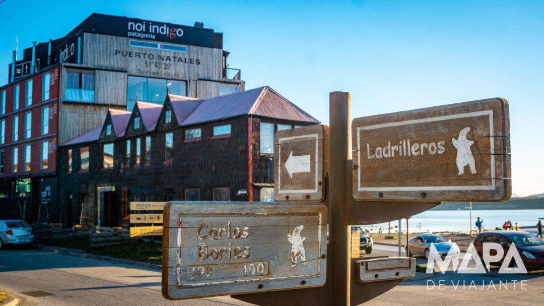 Cidade de Puerto Natales Chile