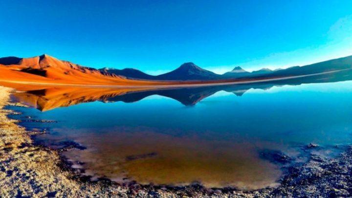 Fonte: FlaviaBia Expediciones Vulcão Lascar