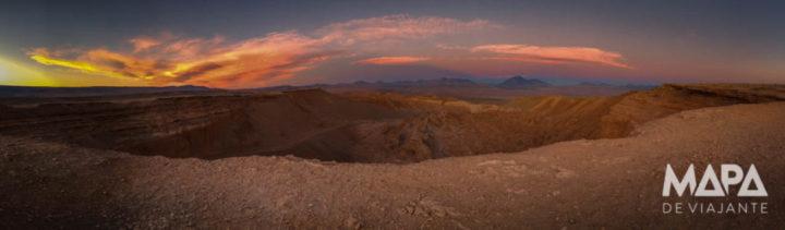 Deserto do Atacama Valle de la Muerte