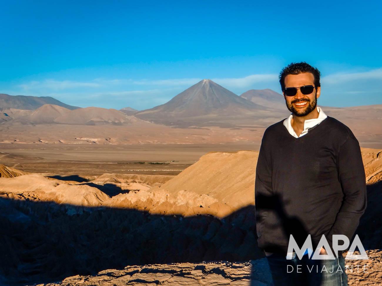 Valle de la Muerte Deserto do Atacama