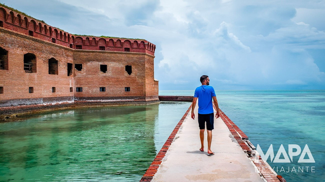 Fort Jefferson Dry Tortuga