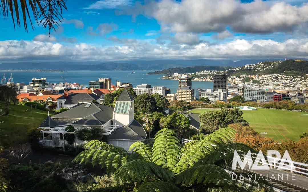 O que fazer Wellington Nova Zelândia Cable Car