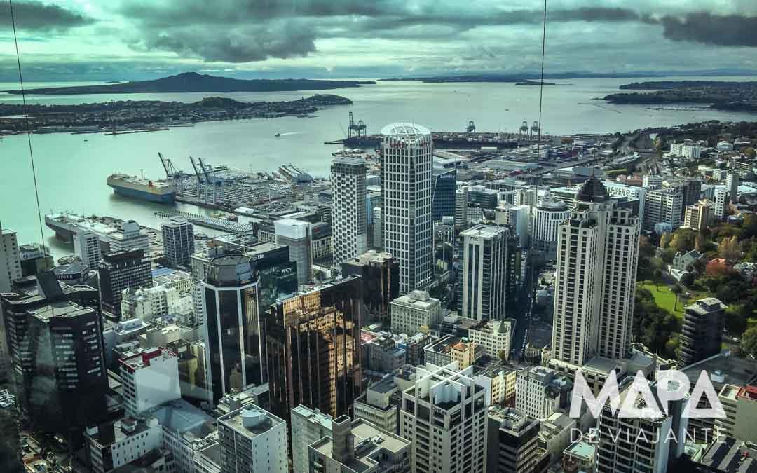 Auckland Nova Zelândia O que fazer