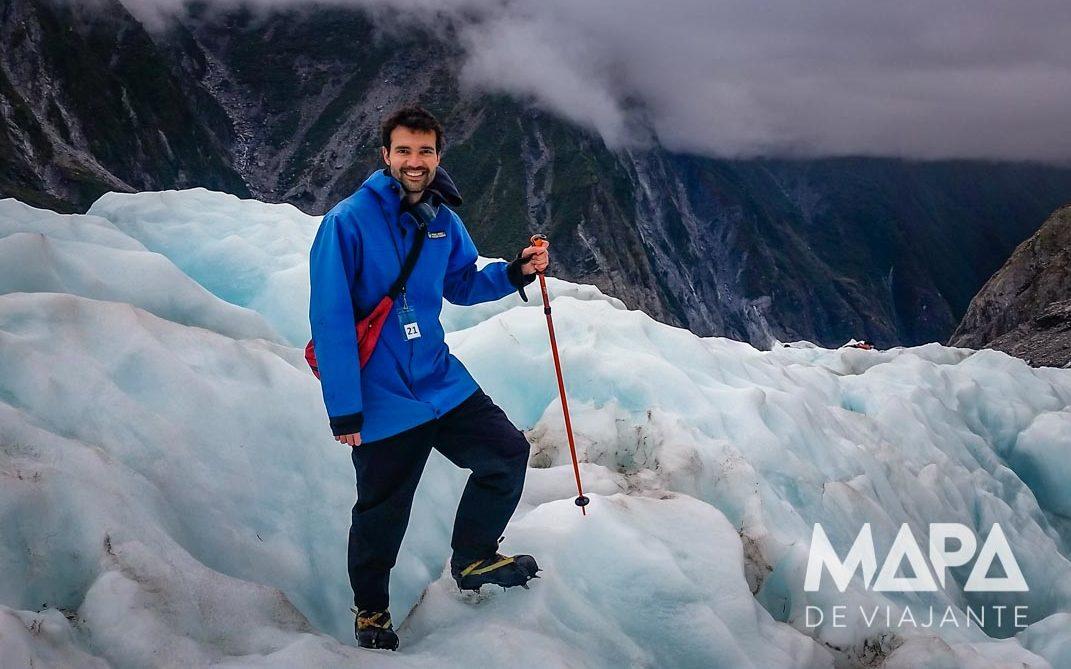 Franz Josef Glaciar Nova Zelândia