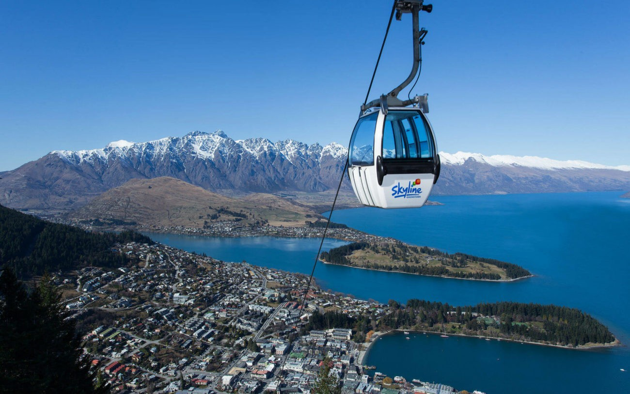 Gondola Skyline Queenstown
