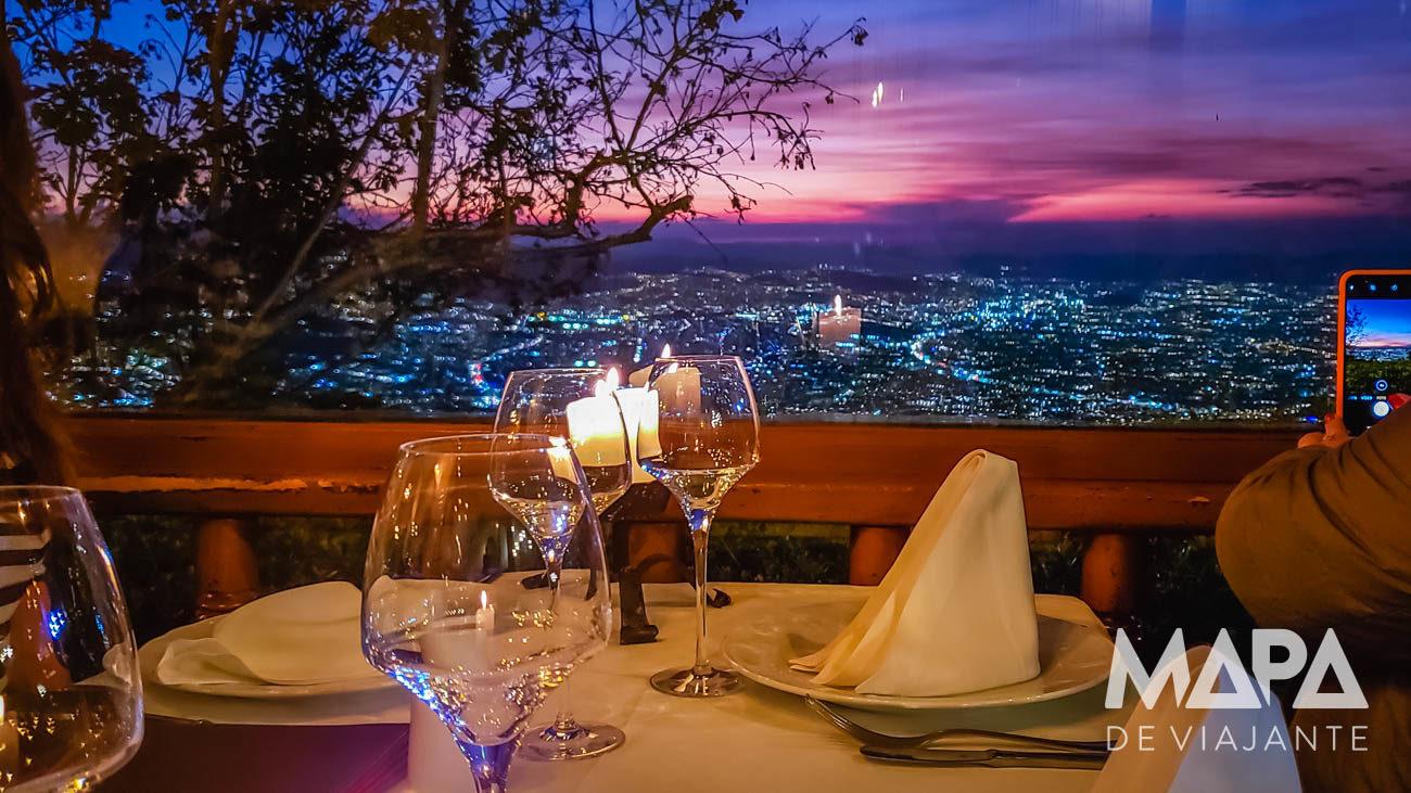Bogotá onde comer Restaurante San Isidro