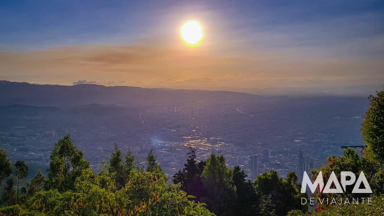 Cerro Monserrate Bogotá