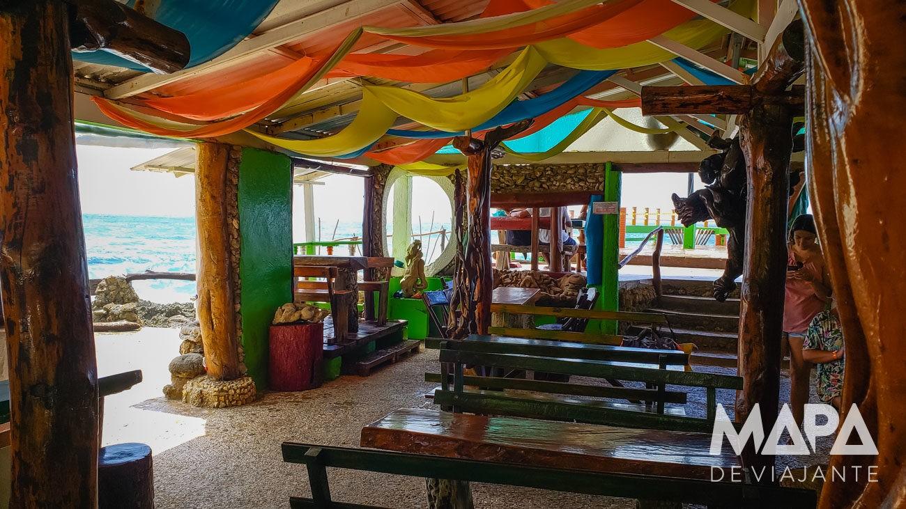 Restaurante Punta Sur San Andrés