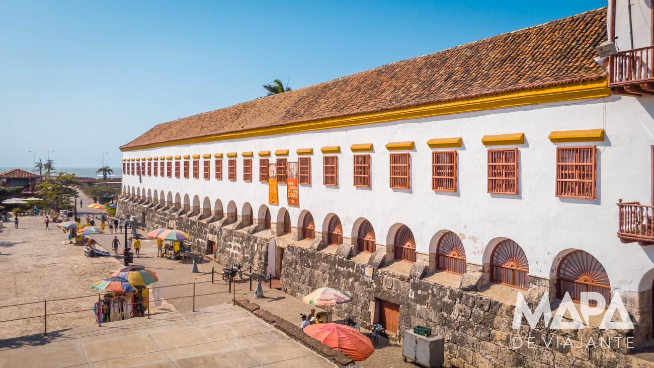 Free Walking city tour Cartagena