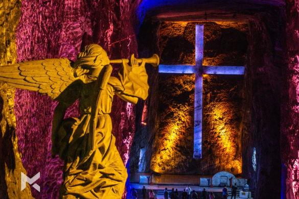 Catedral de Sal Zipaquirá Colômbia