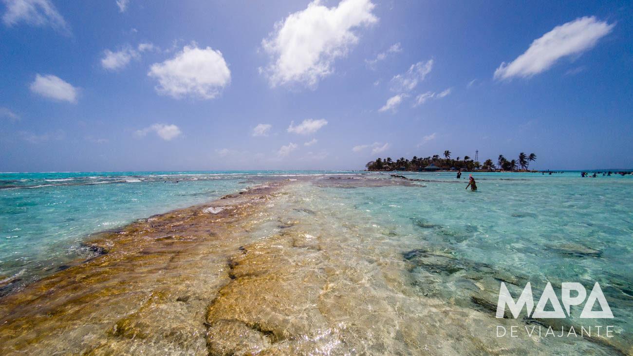 Haynes Cay El Acuario San Andrés