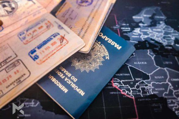 Países que exigem visto para brasileiros