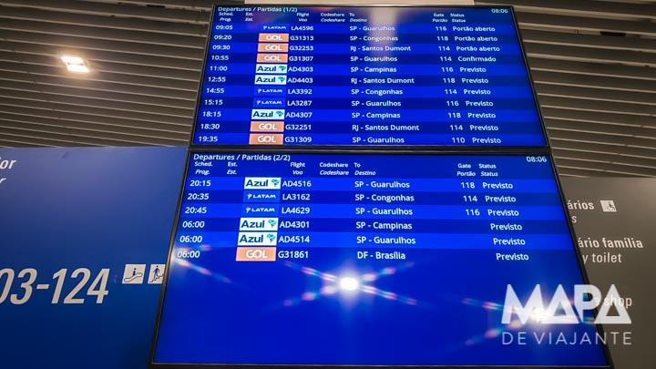 Aeroporto Salgado Filho Porto Alegre