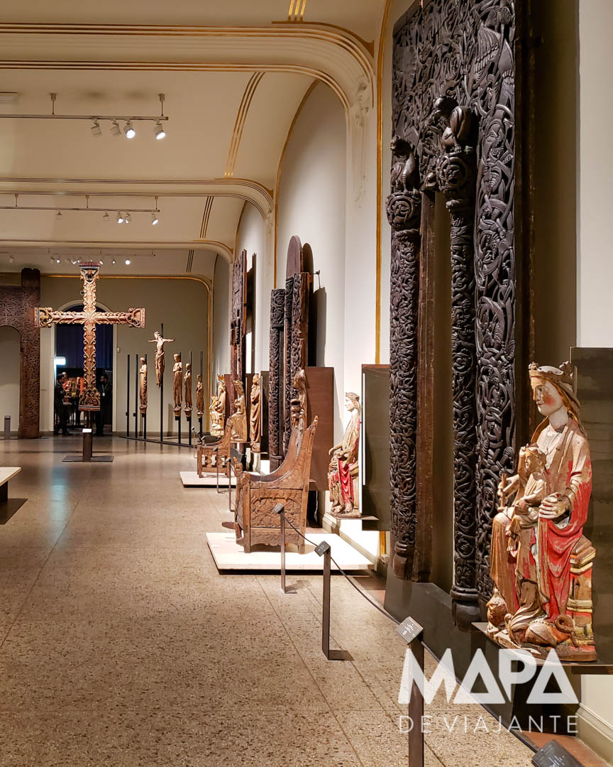 The Historical Museum Oslo Noruega