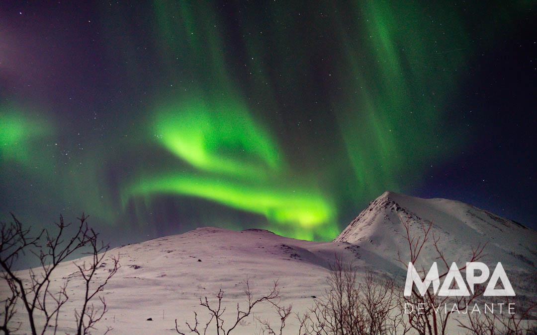 Roteiro Aurora Boreal Tromso Noruega