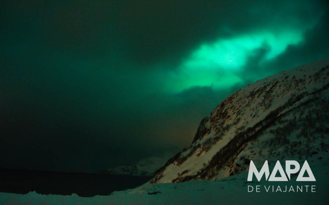 Aurora Boreal Tromso Noruega