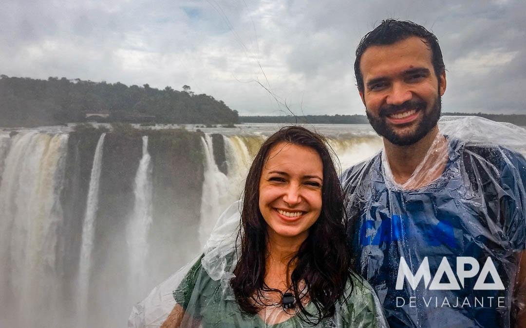 Dicas Cataratas do Iguaçu Mapa de Viajante