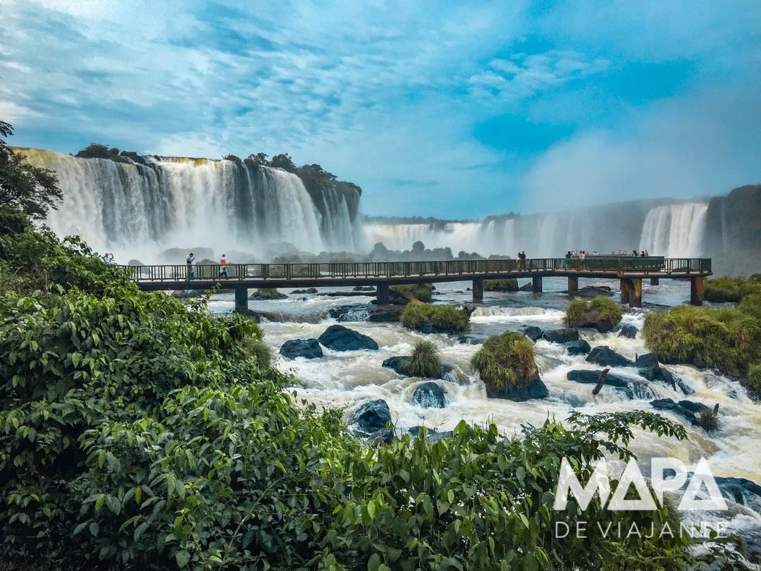 Parque Nacional do Iguaçu Cataratas Foz do Iguaçu