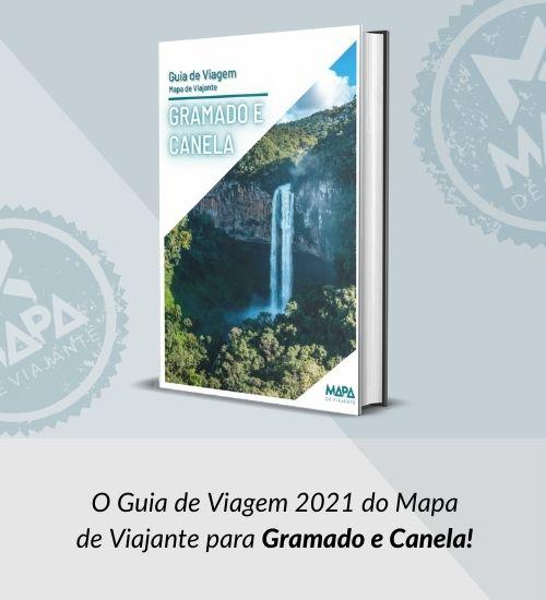Guia de Viagem 2021 Gramado e Canela Mapa de Viajante