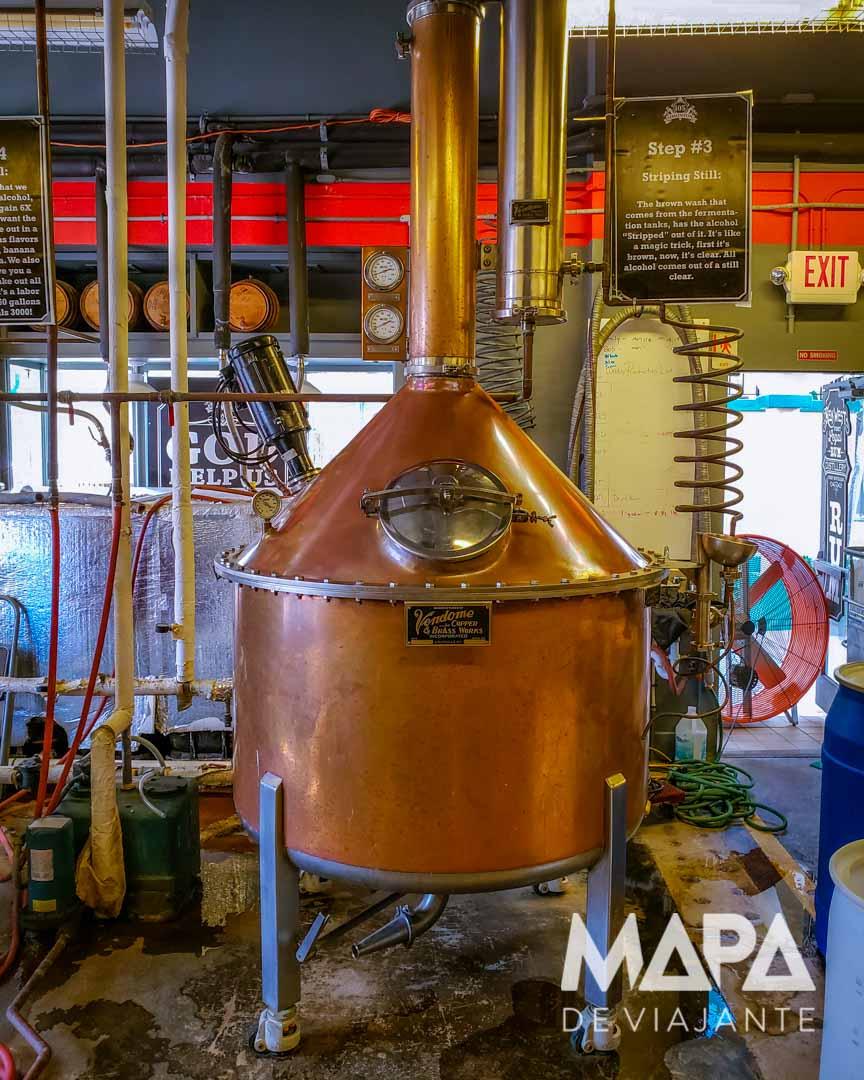 Key West Rum destilaria