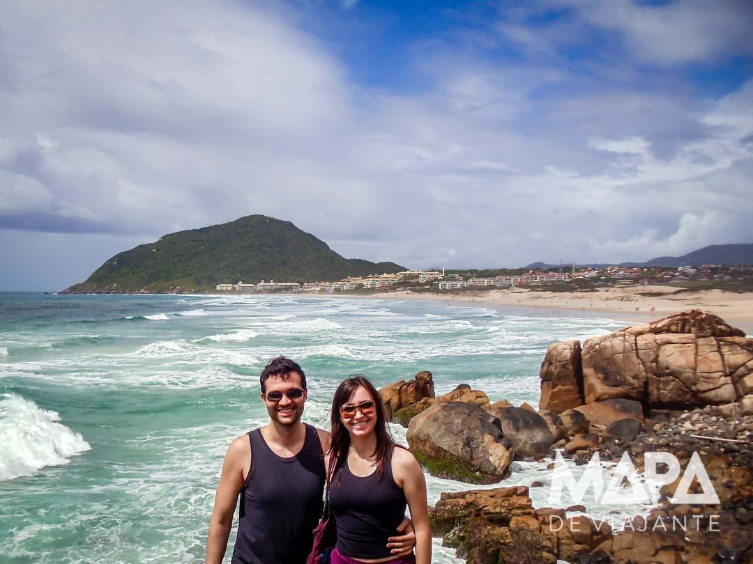 Praia do Santinho Florianópolis/SC
