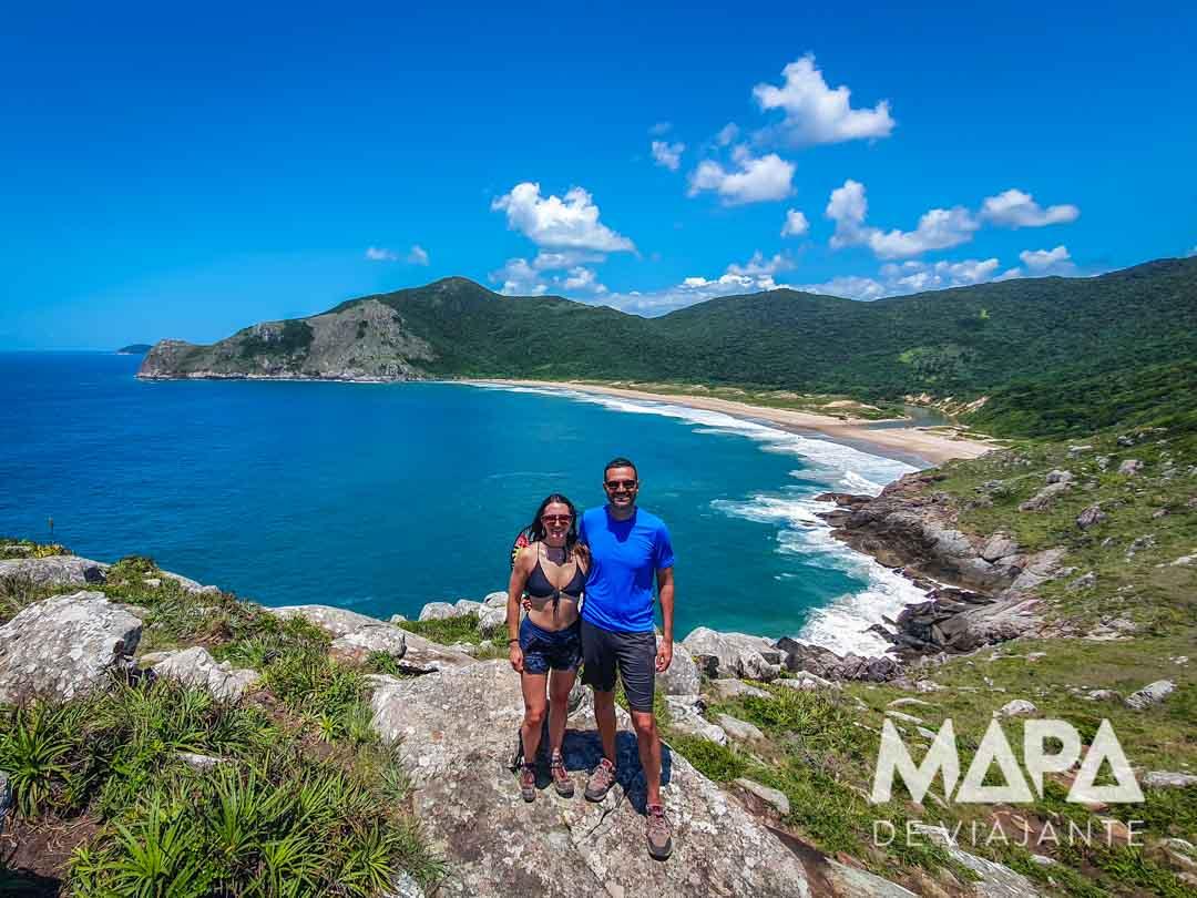 Trilha do Matadeiro até a Praia da Lagoinha Leste   Praias de Florianópolis   Mapa de Viajante