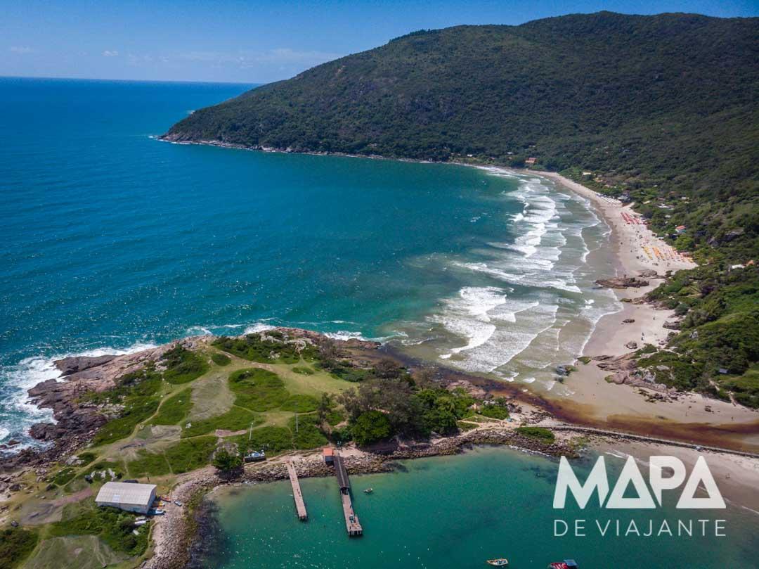 Praia do Matadeiro | Praias de Florianópolis