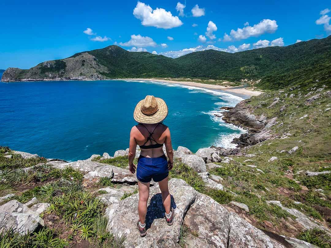 Trilha Praia Lagoinha do Leste Florianópolis | Mapa de Viajante