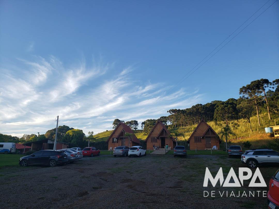 Cabanas Nona Rosa Eco Parque Nova Roma