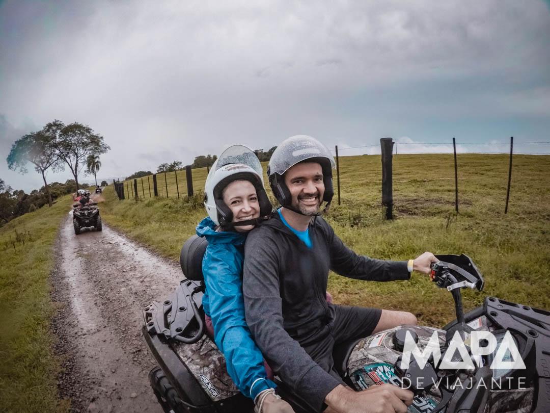 Quadriciclo Eco Parque Cia Aventura