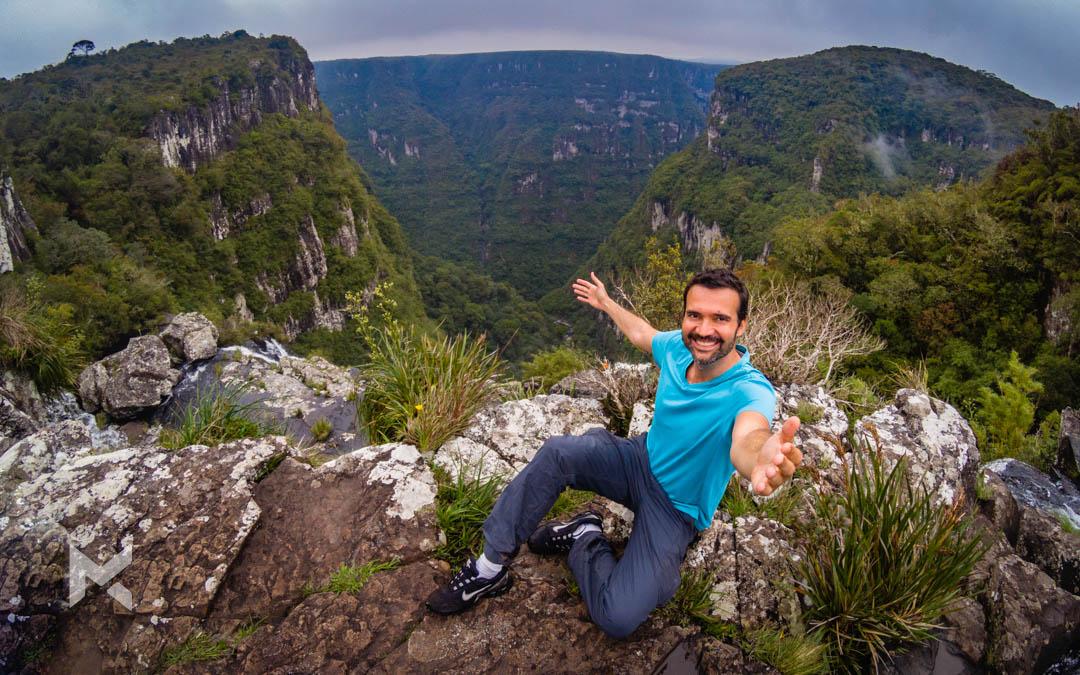 Cachoeira do Tigre Preto Cânion Fortaleza